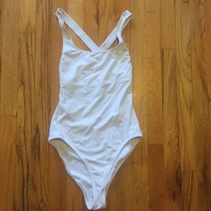 Andie's swimsuit